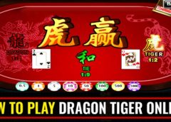 Cara Main Dragon Tiger 918Kiss